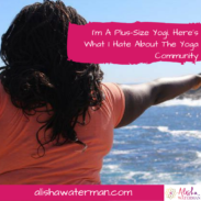 I'm A Plus-Size Yogi. Here's What I Hate About The Yoga Community